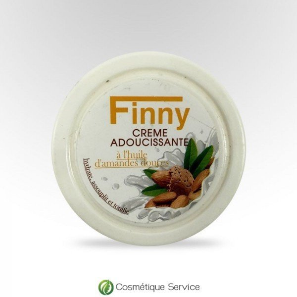 Sweet Almond Oil Cream - Toning - Finny - Original Plantil
