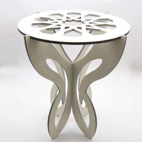 Mini Celosia Alhambra Coffee Table - Arabic Decoration - 30 x 27cm