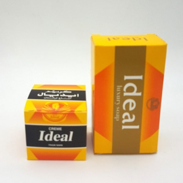 Pack Cream + Ideal Moroccan Soap 30 Gr - Anti Stains - Anti Acne - Whitening