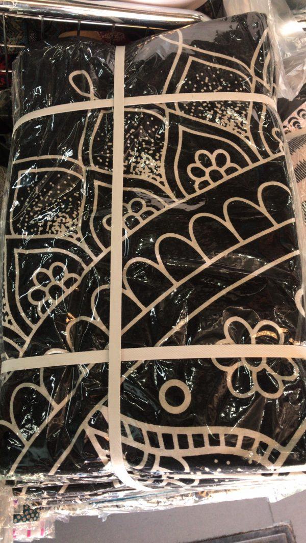 Lot 50 Indian Bedspread Fabrics 210 x 140 cm - Assorted