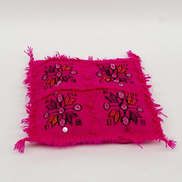 Berber Cushion Cover - Vintage Style - 30cm x 30cm
