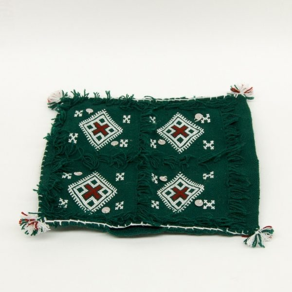 Berber Cushion Cover - Vintage Style - 36cm x 36cm