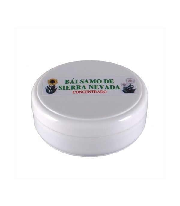 SIERRA NEVADA CONCENTRATED BALM - MEDICINAL PLANTS