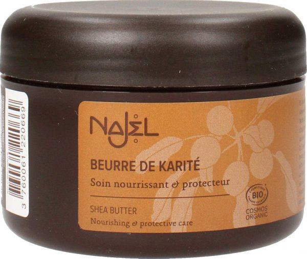 Pure Shea Butter 100% Natural Bio - Nourishing and Protective Najel