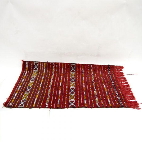 Moroccan Tapestry - Vintage Berber Style - 130cm x 80cm - Multicolor
