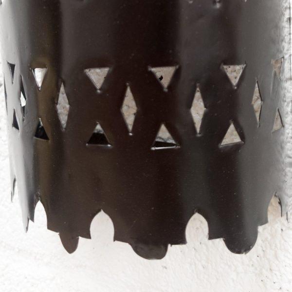 Elongated Moroccan Wall Lamp - Arabic Design - Tawil 80cm Model