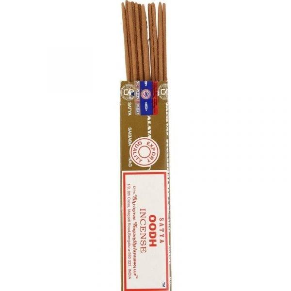 Incense Sticks Oodh - Satya - Premium Masala - 15gr