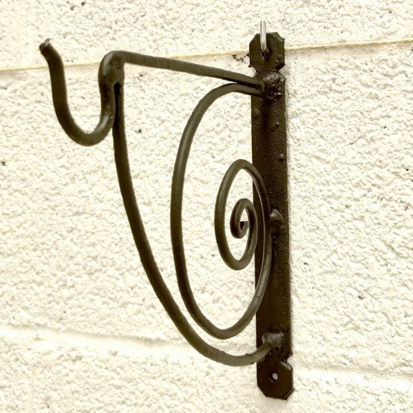 Support or Wall Hook to hang Lamps - Snail Model - 22cm