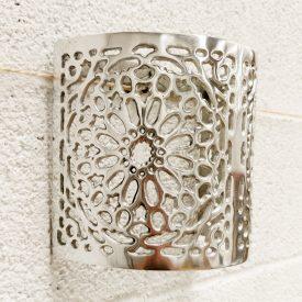 ARABIC WALL APPLIQUE - DRAWN ALUMINUM - GEOMETRIC DESIGNS - Alhambrein MODEL