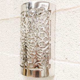 ARABIC WALL APPLIQUE - DRAWN ALUMINUM - GEOMETRIC DESIGNS - DAFE MODEL
