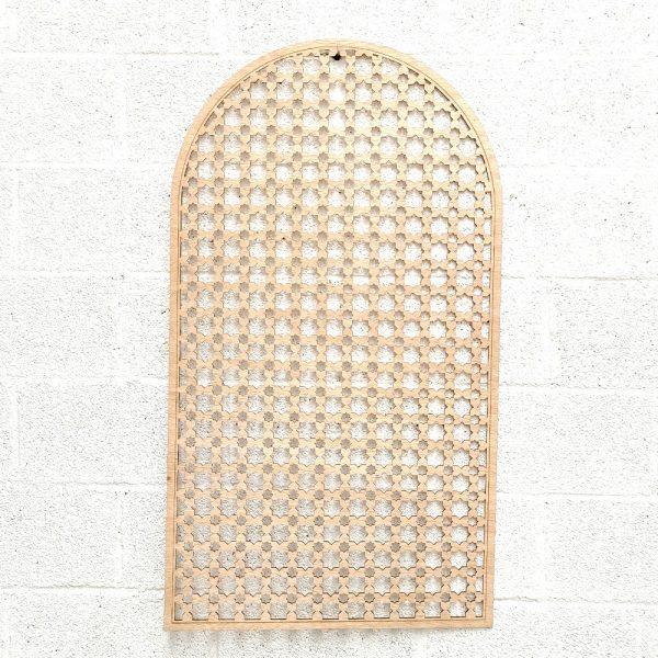 DECORATIVE WINDOW - ARABIC CELOSIA - Najma Nafila MODEL - 112 x 63cm x 4mm