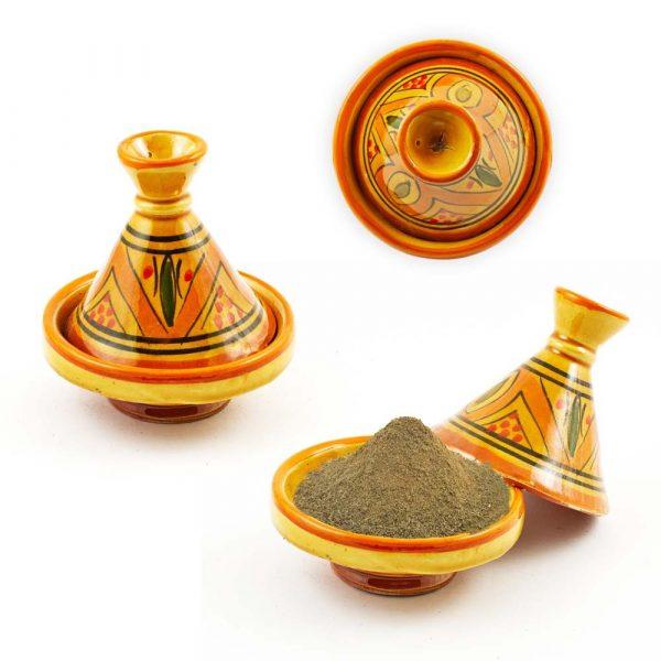 Moroccan Tajin ASFI - Food Presentation - 17 cm