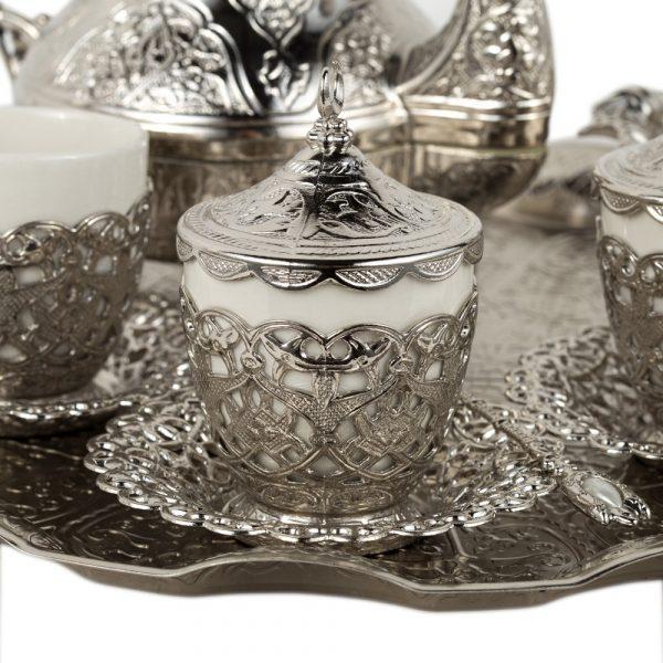 Deluxe Tea Set - Istanbul Model