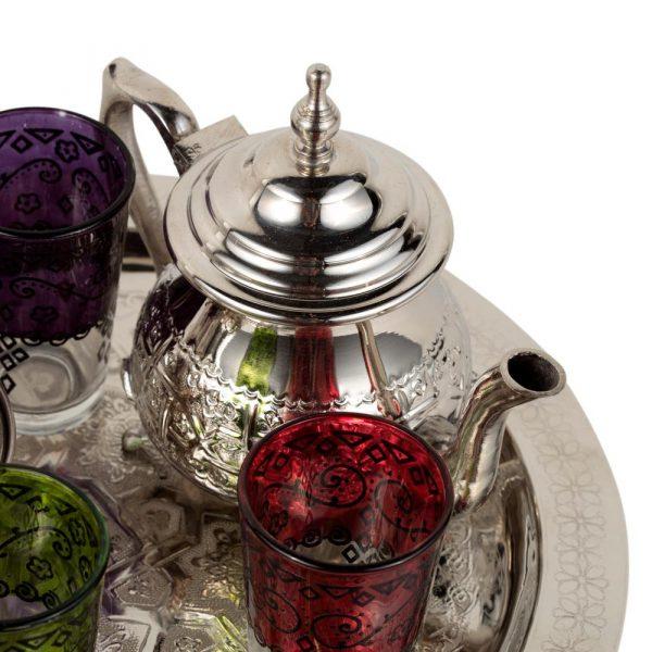 Arab Tea Set - Marrakech Model
