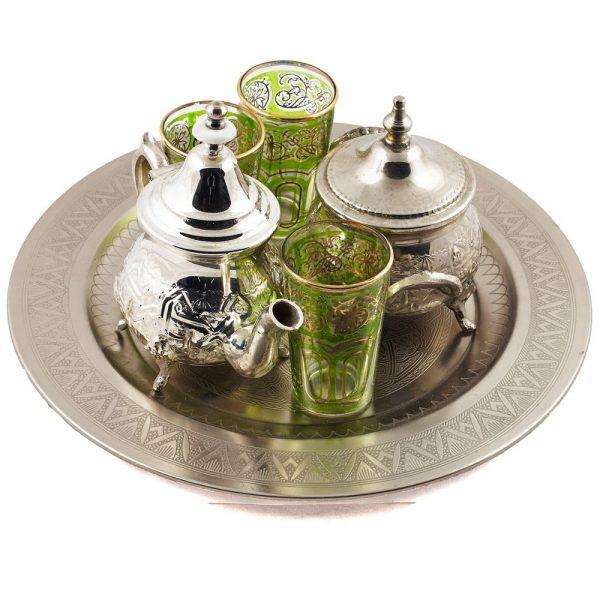 Arabic Tea Set - Assilah Model
