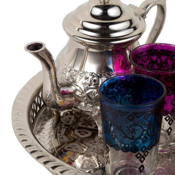 Arabic Tea Set - Tetuan Model