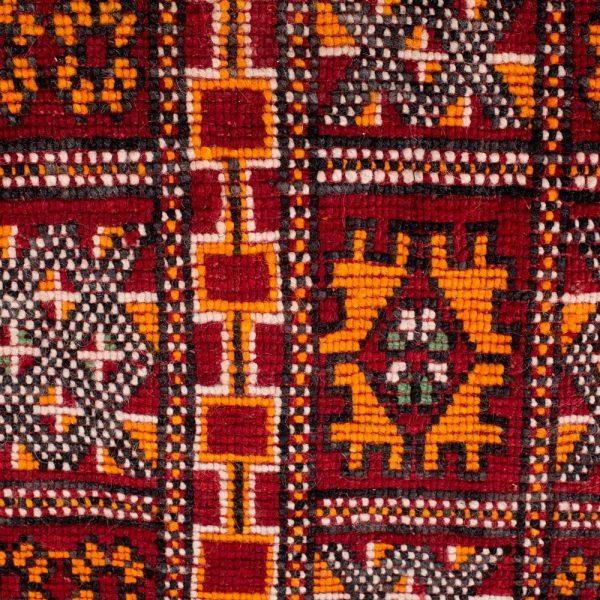 Wool Carpet - Berber Crafts - Marrakech Model - 375x163 cm