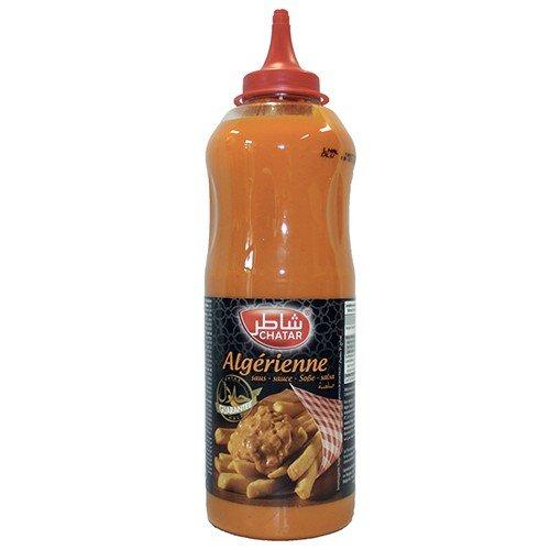 ALGERIENNE Sauce 1000 ML for Chawarma or Rice - CHATAR