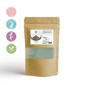Green Clay - 100 gr - Acne and Blackheads - KB Cosmetique