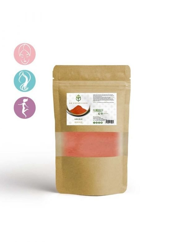 Red Clay - 100 gr - KB Cosmetique