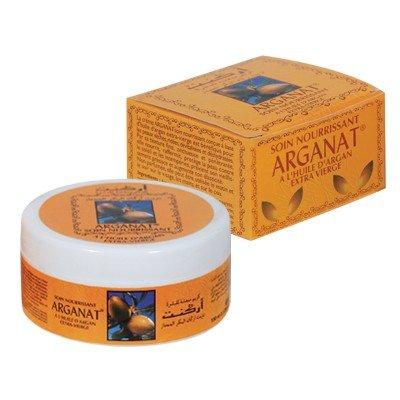 Argan Oil Cream - ARGANAT - 100% Natural - Anti Aging - Moisturizing - 100 ml