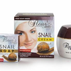 Snail Cream - Acne and Pimples - Hemani Repair Cream