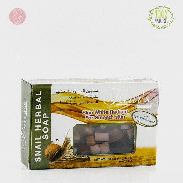 Jabón Natural Plantas al Caracol - Hemani - 100 gr