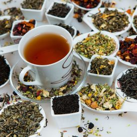 Teas and Infusions